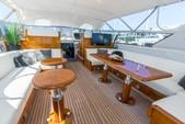 100 ft. Mangusta 100 Motor Yacht Boat Rental Miami Image 3