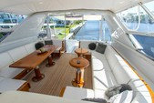 100 ft. Mangusta 100 Motor Yacht Boat Rental Miami Image 5