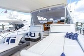 100 ft. Mangusta 100 Motor Yacht Boat Rental Miami Image 6