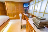 100 ft. Mangusta 100 Motor Yacht Boat Rental Miami Image 11