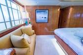 100 ft. Mangusta 100 Motor Yacht Boat Rental Miami Image 12