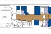 27 ft. Ranger Tugs (WA) Ranger R27 Trawler Boat Rental New York Image 5