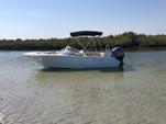 20 ft. Key West Boats 203 DFS Bow Rider Boat Rental Daytona Beach  Image 3
