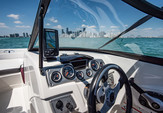 20 ft. Tahoe by Tracker Marine 550 TS W/150XL 4-S  Bow Rider Boat Rental Miami Image 8