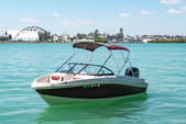 20 ft. Tahoe by Tracker Marine 550 TS W/150XL 4-S  Bow Rider Boat Rental Miami Image 19