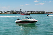 20 ft. Tahoe by Tracker Marine 550 TS W/150XL 4-S  Bow Rider Boat Rental Miami Image 2