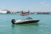 20 ft. Tahoe by Tracker Marine 550 TS W/150XL 4-S  Bow Rider Boat Rental Miami Image 20