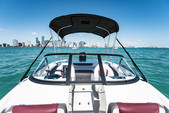 20 ft. Tahoe by Tracker Marine 550 TS W/150XL 4-S  Bow Rider Boat Rental Miami Image 5