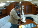 37 ft. Hunter Hunter 376 Cruiser Racer Boat Rental Washington DC Image 3