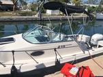 21 ft. Aquasport 215 Explorer OMC Cuddy Cabin Boat Rental The Keys Image 1