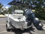 21 ft. Hurricane Boats FD 201 Deck Boat Boat Rental The Keys Image 1