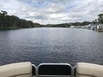20 ft. Misty Harbor 2080CR Explorer Pontoon Boat Rental Orlando-Lakeland Image 1