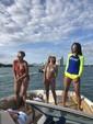 21 ft. Sea Ray Boats 210 Sundeck Cruiser Boat Rental Miami Image 9
