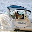 29 ft. Sea Ray Boats 280 Sundancer Cruiser Boat Rental New York Image 17