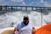34 ft. Sea Ray Boats 330 Express Cruiser Cruiser Boat Rental Miami Image 17