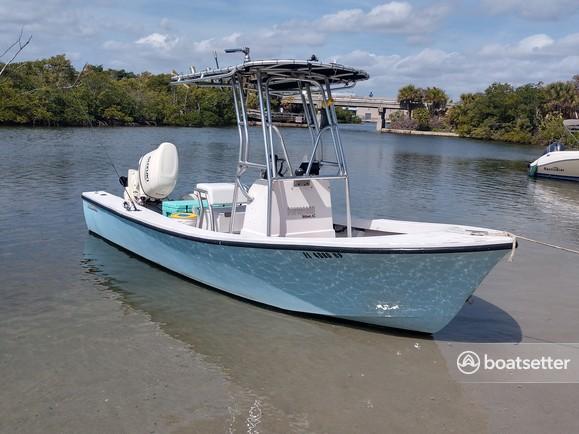 Privateer Boats 2002 Roamer Skiff