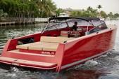 40 ft. VanDutch 40' Motor Yacht Boat Rental Miami Image 2