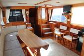 51 ft. Grand Banks 49 Motor Yacht Trawler Boat Rental Fort Myers Image 2