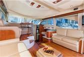 45 ft. Sea Ray Boats 44 Sedan Bridge Motor Yacht Boat Rental Miami Image 5