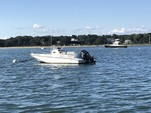 22 ft. Boston Whaler 220 Dauntless  Center Console Boat Rental New York Image 3