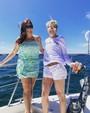 55 ft. Hampton Yachts 500 PH Pilothouse Boat Rental San Diego Image 5