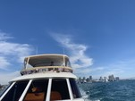 55 ft. Hampton Yachts 500 PH Pilothouse Boat Rental San Diego Image 30
