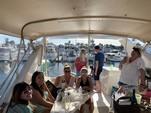 55 ft. Hampton Yachts 500 PH Pilothouse Boat Rental San Diego Image 4