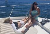 55 ft. Hampton Yachts 500 PH Pilothouse Boat Rental San Diego Image 25