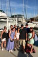 55 ft. Hampton Yachts 500 PH Pilothouse Boat Rental San Diego Image 40