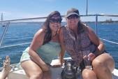 55 ft. Hampton Yachts 500 PH Pilothouse Boat Rental San Diego Image 24