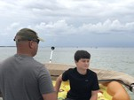 23 ft. Bennington Marine 2275 2RL3.0GI Pontoon Boat Rental Tampa Image 2
