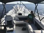 23 ft. Hurricane Fundeck  Deck Boat Boat Rental Tampa Image 4