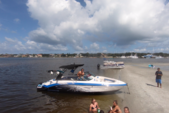 24 ft. Chaparral Boats 2430 Vortex Jet Boat Boat Rental Daytona Beach  Image 1