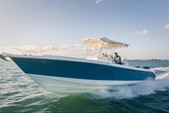 32 ft. Edgewater Powerboats 318 CC w/2-F250 Yamaha Center Console Boat Rental Miami Image 1