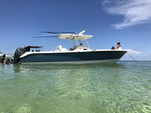 32 ft. Edgewater Powerboats 318 CC w/2-F250 Yamaha Center Console Boat Rental Miami Image 3