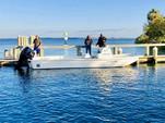 24 ft. Carolina Skiff 2480 Skiff Boat Rental Tampa Image 1