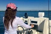 24 ft. Carolina Skiff 2480 Skiff Boat Rental Tampa Image 7
