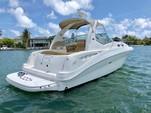 35 ft. Sea Ray Boats 320 Sundancer Cruiser Boat Rental Miami Image 7