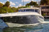 63 ft. Baia Azzura 63 Express Cruiser Boat Rental West Palm Beach  Image 2