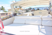 63 ft. Baia Azzura 63 Express Cruiser Boat Rental West Palm Beach  Image 3