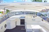 63 ft. Baia Azzura 63 Express Cruiser Boat Rental West Palm Beach  Image 5
