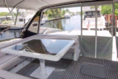 81 ft. Baia Panther 80 Express Cruiser Boat Rental Miami Image 7
