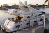 79 ft. Azimut Yachts 80 Carat Flybridge Boat Rental West Palm Beach  Image 2