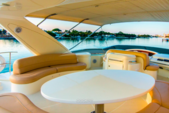 79 ft. Azimut Yachts 80 Carat Flybridge Boat Rental West Palm Beach  Image 7
