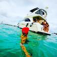 45 ft. Sea Ray Boats 44 Sedan Bridge Motor Yacht Boat Rental Miami Image 16