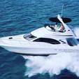 45 ft. Sea Ray Boats 44 Sedan Bridge Motor Yacht Boat Rental Miami Image 18