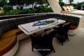 99 ft. Horizon E99 Motor Yacht Boat Rental Fort Myers Image 3