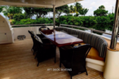 99 ft. Horizon E99 Motor Yacht Boat Rental Fort Myers Image 1