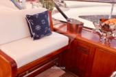 65 ft. Mangusta 105 Sport Express Cruiser Boat Rental West Palm Beach  Image 5