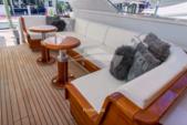 65 ft. Mangusta 105 Sport Express Cruiser Boat Rental West Palm Beach  Image 10